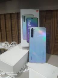 Smartphone Xiaomi note 8 64gb moonlight white