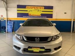 Título do anúncio: Honda civic 2015 2.0 lxr 16v flex 4p automÁtico