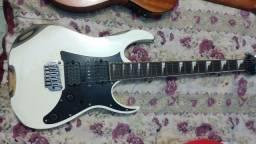 Guitarra Ibanez+amplificador meteoro MG 10