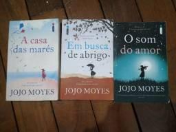 Livros JoJo Moyes