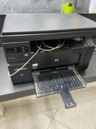 Impressora e scanner HP laser Toner 1132