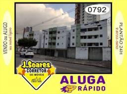 Bessa, 3 quartos, DCE, suíte, 95m², R$ 1.700 C/Cond, Aluguel, Apartamento, João Pessoa