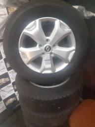 Jogo De Roda Renault Duster