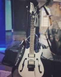 Vendo ou troco Guitarra Ibanez PGM-3 (usado) em perfeito estado de conservação