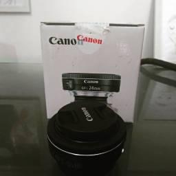Lente Canon 24mm EF-S 2.8