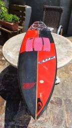 Título do anúncio: Prancha de surf Ricardo Martins RM 6'2 colorida