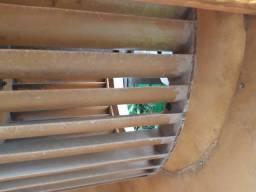 Ventilador Centrífugo de fibra de vidro