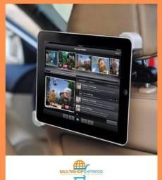 Suporte de Tablet para Encosto de Cabeça do Carro