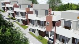 Título do anúncio: Sobrado com 3 dormitórios à venda, 151 m² por R$ 595.000,00 - Campo Comprido - Curitiba/PR