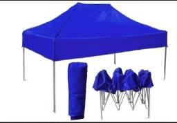 Tenda sanfonada Pvc