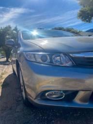 Honda civic lxs 2013 impecável