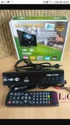 Título do anúncio: Conversor digital transforme sua TV em smart