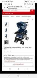 Título do anúncio: carrinho de bebê masculino