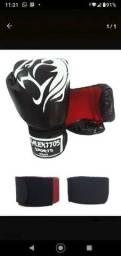 Título do anúncio: Luvas de boxe