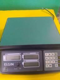 Balança digital de bancada Elgin SA 110 15kg<br>