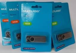 pen drive twist 16gb !!! multilaser ....10A