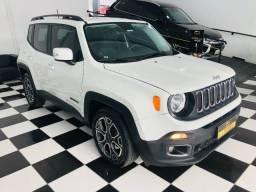 Título do anúncio: Jeep Renegade 2018 1.8 Longitude Flex Aut. 5p Impecável