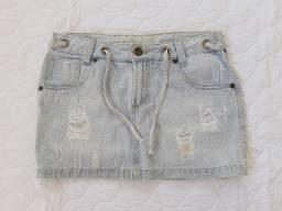 Saia jeans - Toli