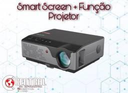 Título do anúncio: Smart Screen + Função Projetor