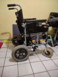Cadeira de Rodas Eletrônica
