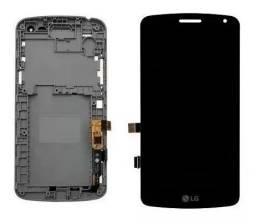 Tela Frontal Touch + Lcd LG K4 - K5 - K8