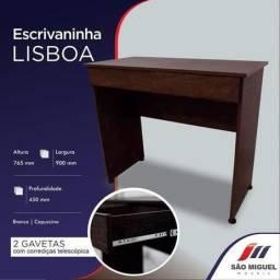 Escrivaninha Lisboa (Frete Gratis) JP Móveis