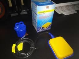 Boia de nivel elétrica sensora