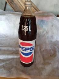 Vendo garrafa de Pepsi antiga