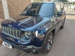 Título do anúncio: Jeep Renegade Longitude 1.8 4x2 flex 16v aut. 2019/2019