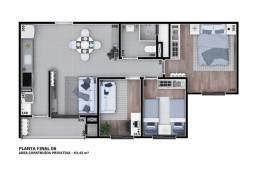 Título do anúncio: LCK/Moradas do porto incrível Apartamento 100% Financiado.