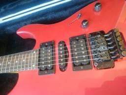 Guitarra Yamaha RGX 521 + Case Gator