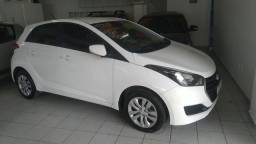 Hyundai HB20 1.6 CVT Automático cor Branco c/ 35 mil km