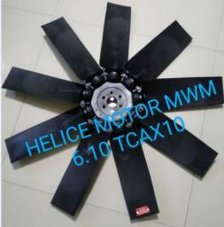 HELICE DE RADIADOR  MOTOR MWM 6.10 TCA