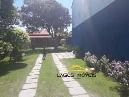 Casa com 3 quartos em Aquários (Tamoios) em Cabo Frio - RJ