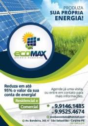 Ecomax energia solar