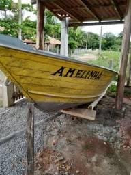 Vendo barco sem motor - 2014