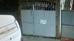 Portão social e garagem 270 largura e altura 170