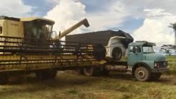Caminhão Truck Caçamba Basculante