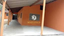 Casa à venda ubatuba, com 158 m² por r$ 200.000 - ipiranguinha - ubatuba/sp