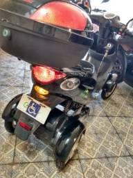 Quadriciclo eletrico - 2018
