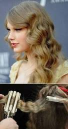 Tri ondas modelador cabelo