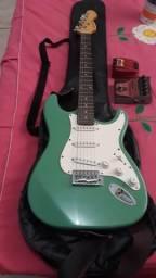 Guitarra mais pedaleiras