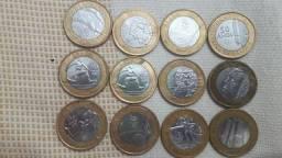 Algum colecionador que compre essas moedas?