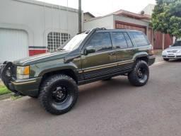 Grand cherokee V8 Gasolina Relíquia - 1995