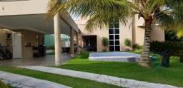 Título do anúncio: Casa à venda, 420 m² por R$ 3.200.000,00 - Condomínio Alphaville Fortaleza Residencial - E