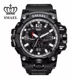 Relógio G-Shock, casual e esportivo original Smael