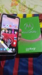 Motorola Moto G7 Play Cor Ouro 32GB