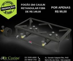Fogão Progas F2B6 / Br Cozine