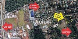 Área à venda, 16049 m² por R$ 1.800.000,00 - Sítio de Recreio Ipê - Goiânia/GO
