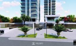 MS - Apartamento com varanda/ 2 quartos/ 1 suíte
